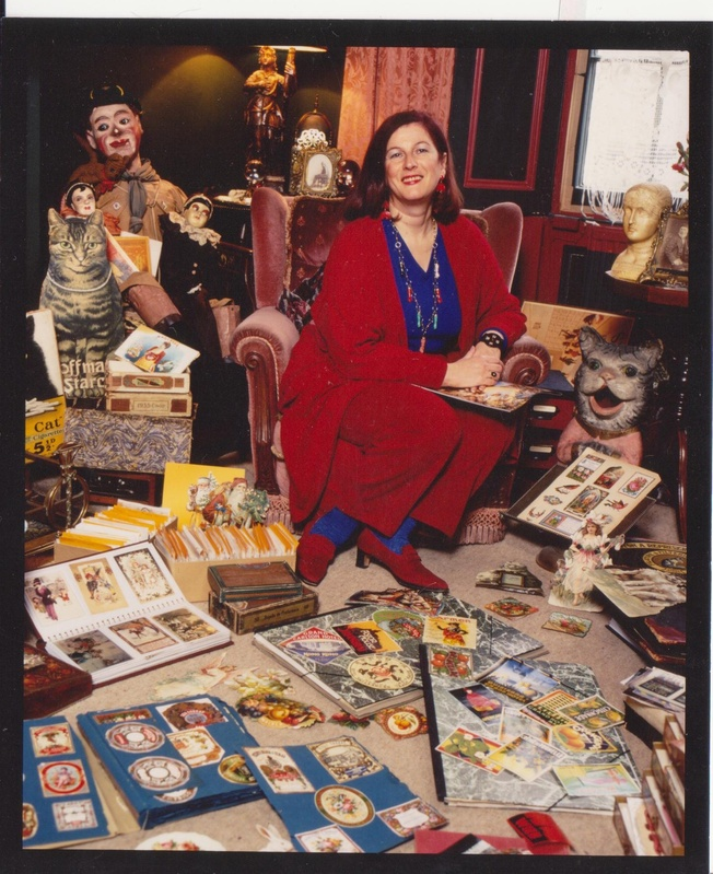 Founder of Retrograph Archive, London, 1990s